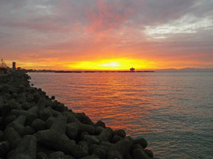 20151005sumaumidurikouen_west_shore